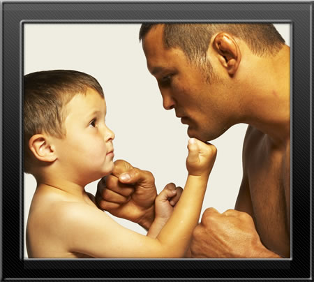 dan-henderson-and-son