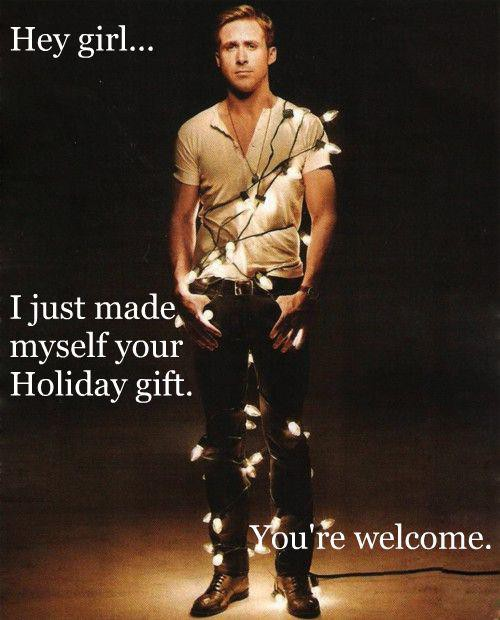 This is one gift that I'd want to receive unwrapped.